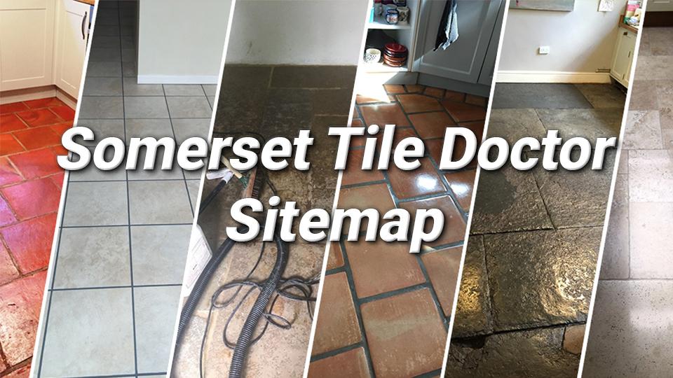 Somerset Tile Doctor Sitemap